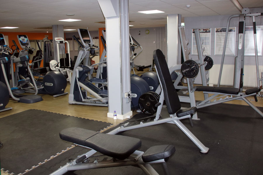 Jesmond Pool - The Gym