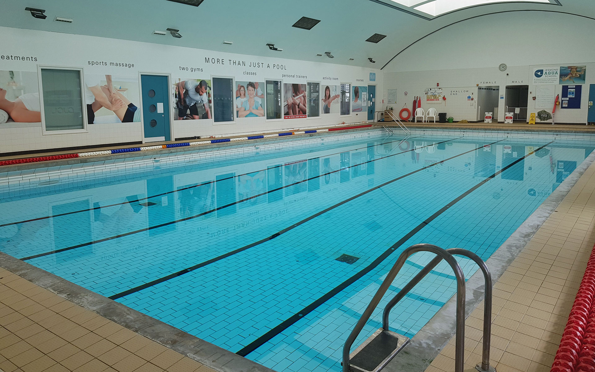 Jesmond Pool and Gym